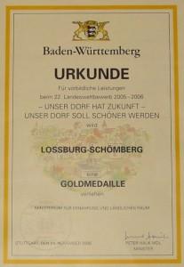 Urkunde2006