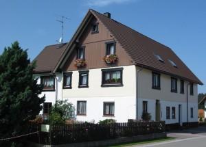 Haus Eberhardt von vorne