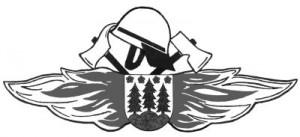 Wappen der Feuerwehr Schömberg